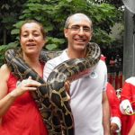 Christmas Celebration at Langkawi Wildlife Park